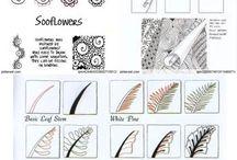 Vzorníky pro kreslení