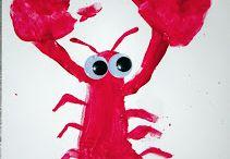 Kreativ ting til ungerne