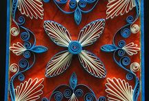 Craft - Paper (quilling, origami, etc) / by Debbie Scanlon
