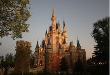 Great theme park castles / The most iconic castles in the most popular theme parks around the world.