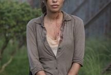 Rosita Espinosa | the walking dead ❤