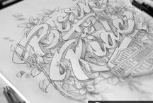Hand Lettering and typography