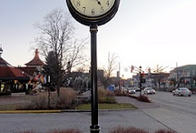 town clocks / by Lighthouse Explorations