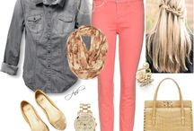 Spring /summer  outfit