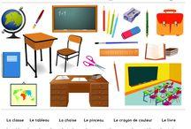 Collège Matériel scolaire