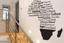 AFRICAN GUEST ROOM