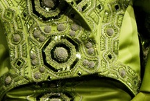 GREEN GODDESSES / Green Fashion and Style