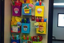 Kinderverjaardag school