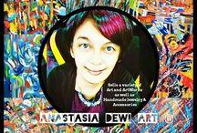 ANASTASIA DEWI ART Logo