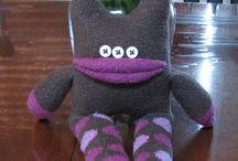 My Sock Creations