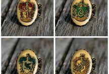prstýnky Harry Potter