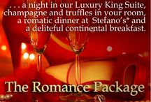 Hotel Packages / Euro-Suites offers packages for various occasions!  Take a look and then call 304-598-1000 to reserve.