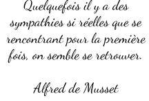 Littérature : Alfred de Musset