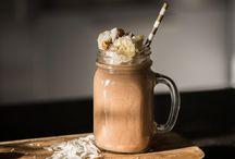 Eet Puur Februari / Chocolade Kokosdroom....