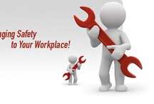 On-Site Safety and Health / We are passionate about helping companies to improve safety in the workplace.  Follow us to stay up to date on news and views to keep your workplace safe.