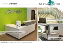when we first started.... / Commercial, residential and hospitality design from San Diego Office Design (www.sdOfficeDesign.com) #Tamara Romeo