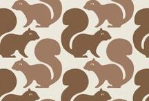 Squirrels / by Jilly Jack Designs