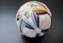 Temari and thread crafts