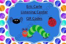 QR CODE TREASURES! / A collection of QR Code activities