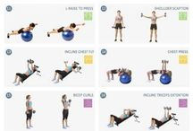Tomorrow workout