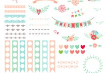 Stickers for Planner / Free