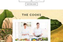 Food & Restaurant Websites