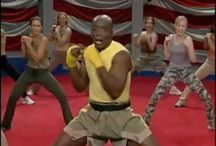 Billy Blanks Ab-Bootcamp part / Kickbox