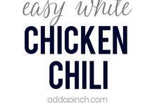 white chili