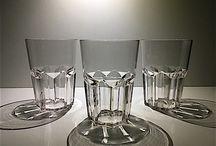 Luxury Plastic Glasses