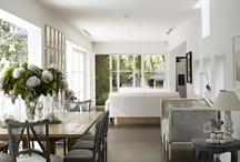 A different direction home design / Going a new way with our home tastes
