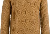 vests knitted men