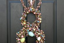 Easter / Decorations for the house & table / by Beryl Zuccolin
