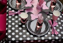 Minnie birthday party ideas