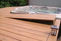 New Norfolk spa deck