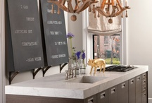 Kitchen / by Ashley Menefee