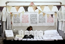 Market Stall Inspiration / by Rachel Bonness Design