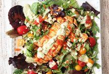 Salads / by Erin Klassen