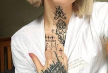 throat tattoos
