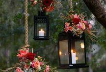 Фонарь свадьба