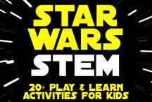 Star Wars in Kindergarten
