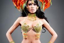 samba / inspiration for the costume i'm making
