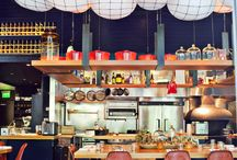 Coffe shops  restaurants and kitchens