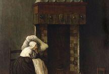 Голландцы / художники Северного возрождения