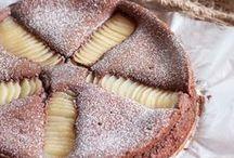 moelleux chocolat mascarpone poire