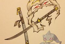 weapon/a/ pokemon GHOST type