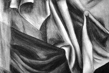 art in drawings and paintings