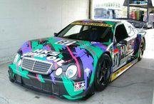 (HKS wrapped) Cars/Show-car/Drift/Race/