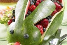 sjov frugt