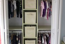 Closets! / by Denise Monasterio