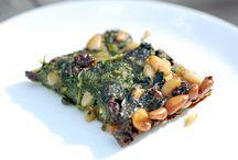 3 Spinach recipes